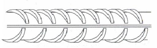 Caracteristicas geometricas del acero corrugado