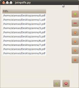 Script para unir pdfs en Ubuntu