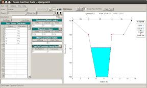 Cross Section Data - ejemplo02_033