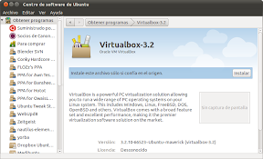 VirtualBox con USB