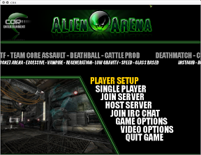 Probando Alien Arena en Ubuntu