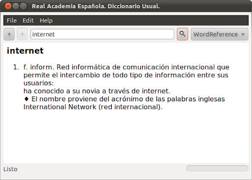 Liberado define me para buscar el significado de palabras real academia espaola diccionario usual020 malvernweather Image collections