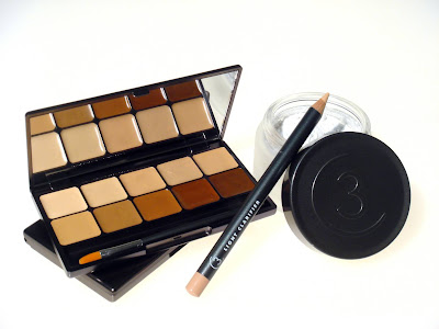 30% off makeup sale at Three Custom Color cosmetics