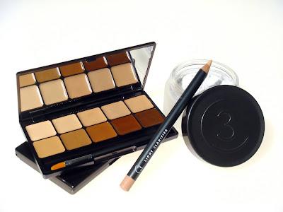 30% off makeup sale at Three Custom Color cosmetics