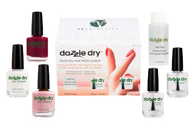 Dazzle Dry Quick Dry Nail Polish Systems