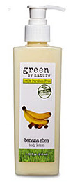 Green by Nature Banana Shea Body Lotion