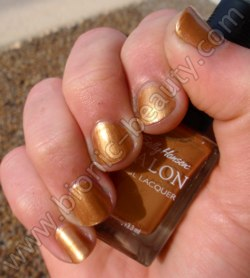Sally Hansen Limited Edition nail polish in Tassel