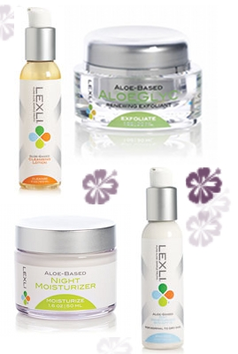 Bionic Beauty reviews Lexli Aloe-based Skin Care
