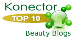 Bionic Beauty blog listed as a Top 10 Beauty Blog!