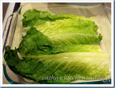 romaine layer