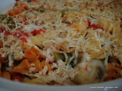 Finding Joy In My Kitchen Italian Baked Chicken Pastina