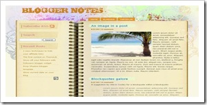 blogger-notes-screenshot