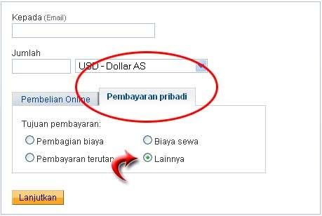 pembayaran-pribadi