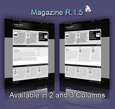 free magzine template R.1.5