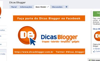 pagina blog Facebook