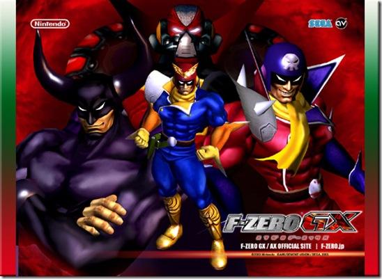 F-Zero-desenho1