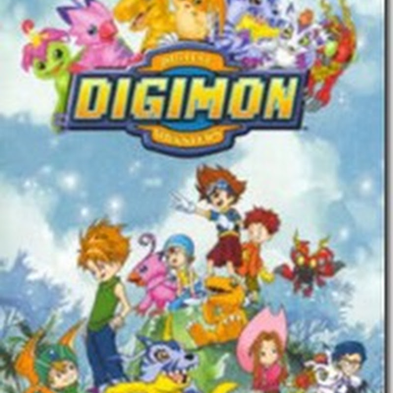 [Review] Digimon Adventure