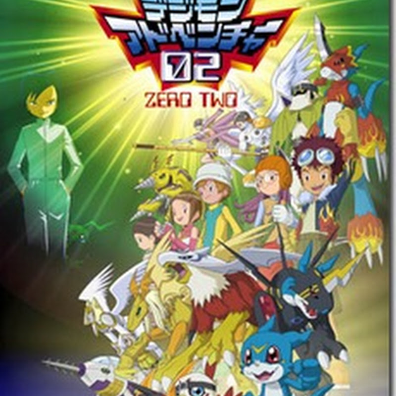 [Review] Digimon Adventure 02