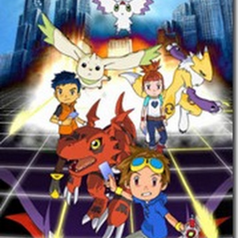 [Review] Digimon Tamers