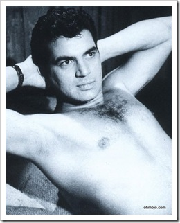 Shirtless Dharmendra
