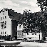 Evangelisches Gemeindehaus an der Friedrichstraße (erbaut 1927)