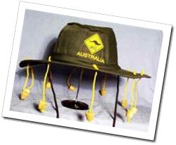 australia's hat