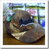 topi batik