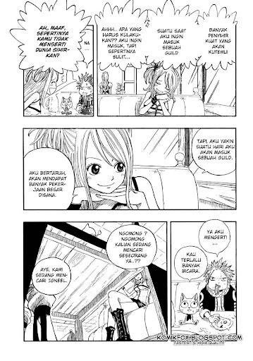 Fairy Tail hal 2...