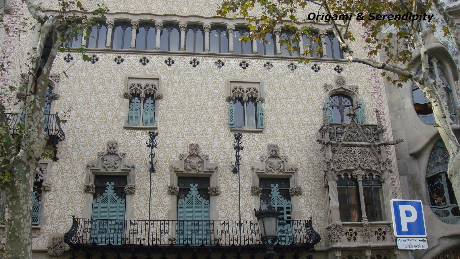 Barcelona, Ruta del Modernisme