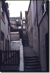old slide whitby alley
