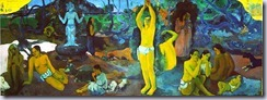 Gauguin - Where Do We Come From