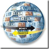 Global money transfers