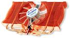 Disipador con ventilador para tarjeta gráfica