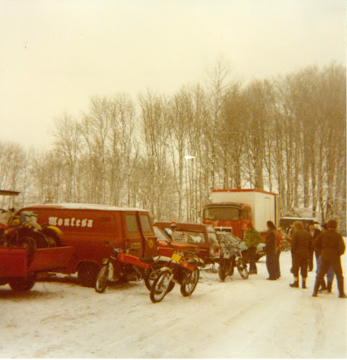 Fr start - Keldstrupskov 1979 [foto - ge Schmidt]