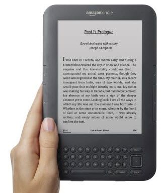 Kindle 3 Reviews