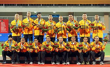 Skuad Hoki Malaysia Sukan Asia 2010