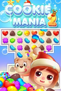 Cookie Mania 2 Mod (Boosters & Ad-Free) v1.4.8 APK