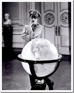 O Gênio Charles Chaplin