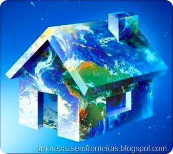 Planeta Terra nossa Casa: cuidar para não faltar