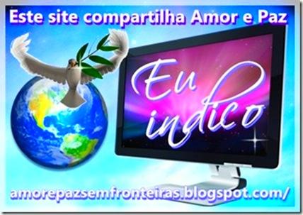 Selo Amor e Paz