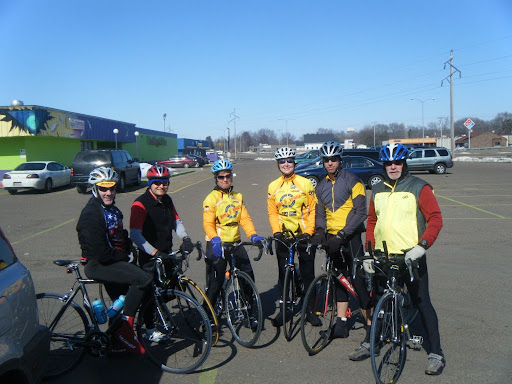 First Group Rides of 2010