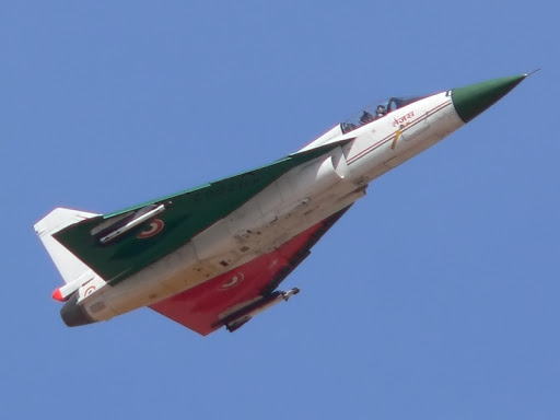 single-engine, lightweight, high-agility supersonic fighter aircraft has