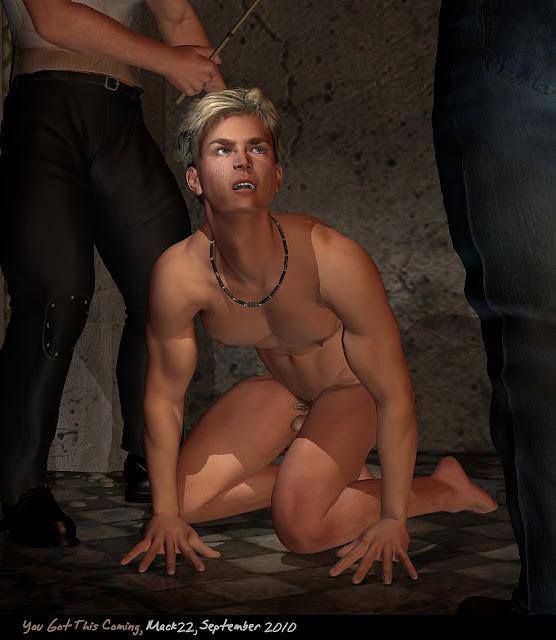 Nake Rape