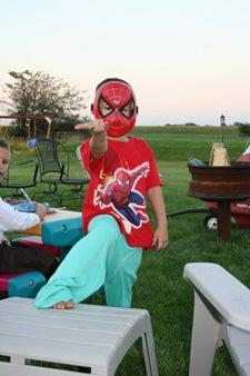 Spiderman Boy