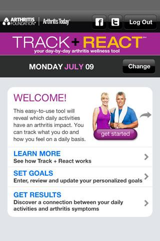 TRACK + REACT