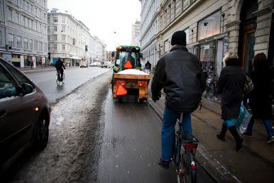 Копенгаген - соль на дорогу