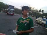 weak ah sian nose blood!!!