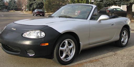 2001 Sunlight Silver NA