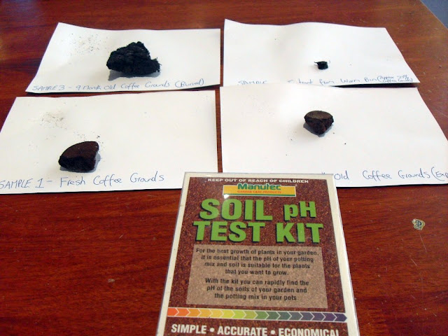 soil ph test kit