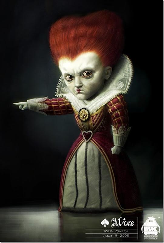 Alice_in_Wonderland_Red_Queen_by_michaelkutsche
